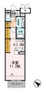 ロイヤルパークス北新宿